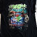 Exodus - The Bay strikes back - Tour Shirt