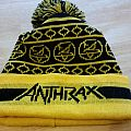 Anthrax winter hat