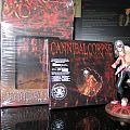 Other Collectable - Cannibal corpse - torture limited c.d and figurine