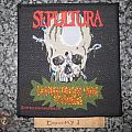 Sepultura - Patch - Sepultura - death from the jungle patch