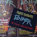 Patch - Iron maiden  - Ed hunter official patch 99