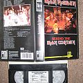 Other Collectable - Iron maiden -behind the iron curtain VHS