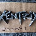 Other Collectable - Xentrix - Metal pin badge