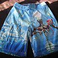 Iron Maiden Board shorts