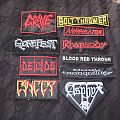 small logo patches