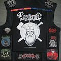 Municipal Waste - Battle Jacket - Black denim #1