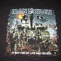 TShirt or Longsleeve - Iron maiden - a matter of life and death, 2006