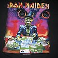 TShirt or Longsleeve - Iron maiden - the angel and the gambler, 1998 world tour