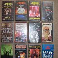 Other Collectable - Metal video's vhs various