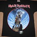 TShirt or Longsleeve - Iron Maiden - Paris 99