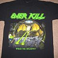 TShirt or Longsleeve - Overkill - under the influence re-issue