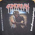TShirt or Longsleeve - Gomorrah - reflections of inanimate matter, official pre-album release long sleeve shirt 1994