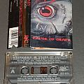 "Obituary ""Cause of Death"" cassette  Tape / Vinyl / CD / Recording etc"