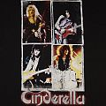 "Cinderella ""25 Years of American Rock N Roll"" TShirt or Longsleeve"