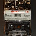 "Pantera ""Cowboys From Hell"" cassette Tape / Vinyl / CD / Recording etc"