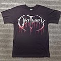 Obituary 20 Years of Death Metal shirt