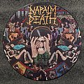 "Napalm Death ""From Enslavement To Obliteration"" Pic Disc Lp Tape / Vinyl / CD / Recording etc"