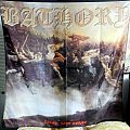 Bathory - Other Collectable - Bathory Blood Fire Death Flag / Banner