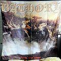 Bathory Blood Fire Death Flag / Banner