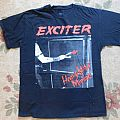 Exciter - TShirt or Longsleeve - Exciter - Heavy Metal Maniac T-shirt