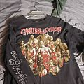 Cannibal Corpse 1994 The Bleeding Long Sleeve Shirt