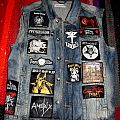 Saint Vitus - Battle Jacket - Metal vest