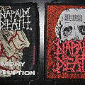 Patch - Napalm Death patches