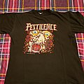 "Pestilence ""Consuming Impulse"" 1990 shirt"