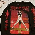 Cradle of Filth OG 1997 desire me like satan longsleeve new