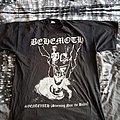 "Behemoth ""Sventevith..."" original shirt"