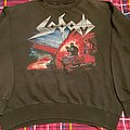 Sodom Magic Dragon 1989 sweatshirt