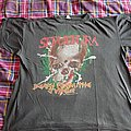 Sepultura Death from the jungle 1990 tour OG shirt