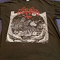 "Enslaved ""Hordanes Land"" 1993 phd shirt"