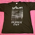 Satyricon original Pesten shirt 1994 moonfog print