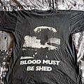 "Zyklon-B - TShirt or Longsleeve - Zyklon-B ""Blood Must Be Shed"" shirt"