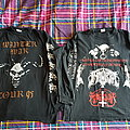 Marduk- Immortal Tour , Marduk- Enslaved tour longsleeves
