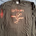 Satyricon extremely rare 2003 tour longsleeve