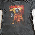 "Deicide ""Serpents of the Light"" 1997 original shirt"