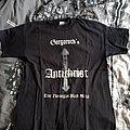 Gorgoroth Antichrist t-shirt 1996