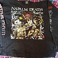 Napalm Death 1992 European tour OG longsleeve  TShirt or Longsleeve