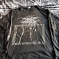 "Darkthrone ""Under a Funeral Moon"" 1993 Og longsleeve"