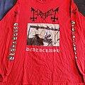"Mayhem ""Deathcrush"" 1994 longsleeve  TShirt or Longsleeve"