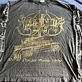 "Marduk ""Panzer Division Tour"" 1999 longsleeve  TShirt or Longsleeve"