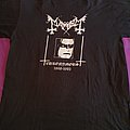 "Mayhem - TShirt or Longsleeve - Mayhem ""Pure Fucking Armageddon "" 1995 shirt"