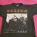 "Burzum - TShirt or Longsleeve - Burzum ""Aske"" 1993 shirt(s)"