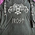 """Enslaved - TShirt or Longsleeve - Enslaved """" Frost """" 1994 longsleeve"""