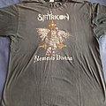 "Satyricon ""Nemesis Divina"" 1996 Moonfog og shirt"