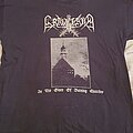 "Graveland - TShirt or Longsleeve - Graveland ""In the Glare of Burning Churches "" 1993 shirt"