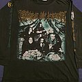 "Cradle Of Filth - TShirt or Longsleeve - Cradle of Filth ""Funeral in Carpathia "" 1996 Longsleeve"