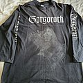"Gorgoroth - TShirt or Longsleeve - Gorgoroth ""The Sin of Satan.."" 1996 Longsleeve"
